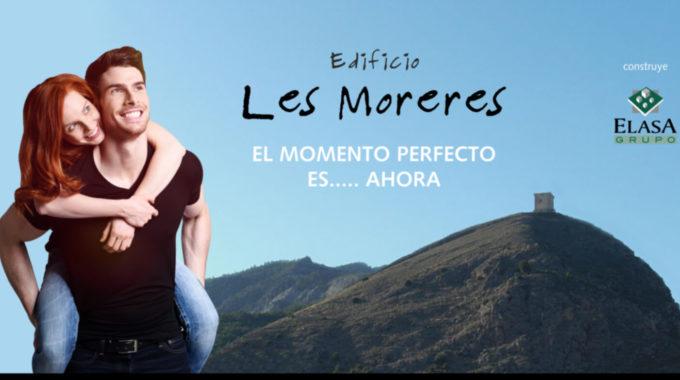 Edificio Les Moreres Cocentaina. El Momento Perfecto Es… Ahora.