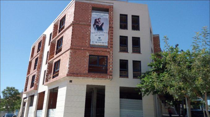 Avanza La Construcción Del Edificio Les Moreres