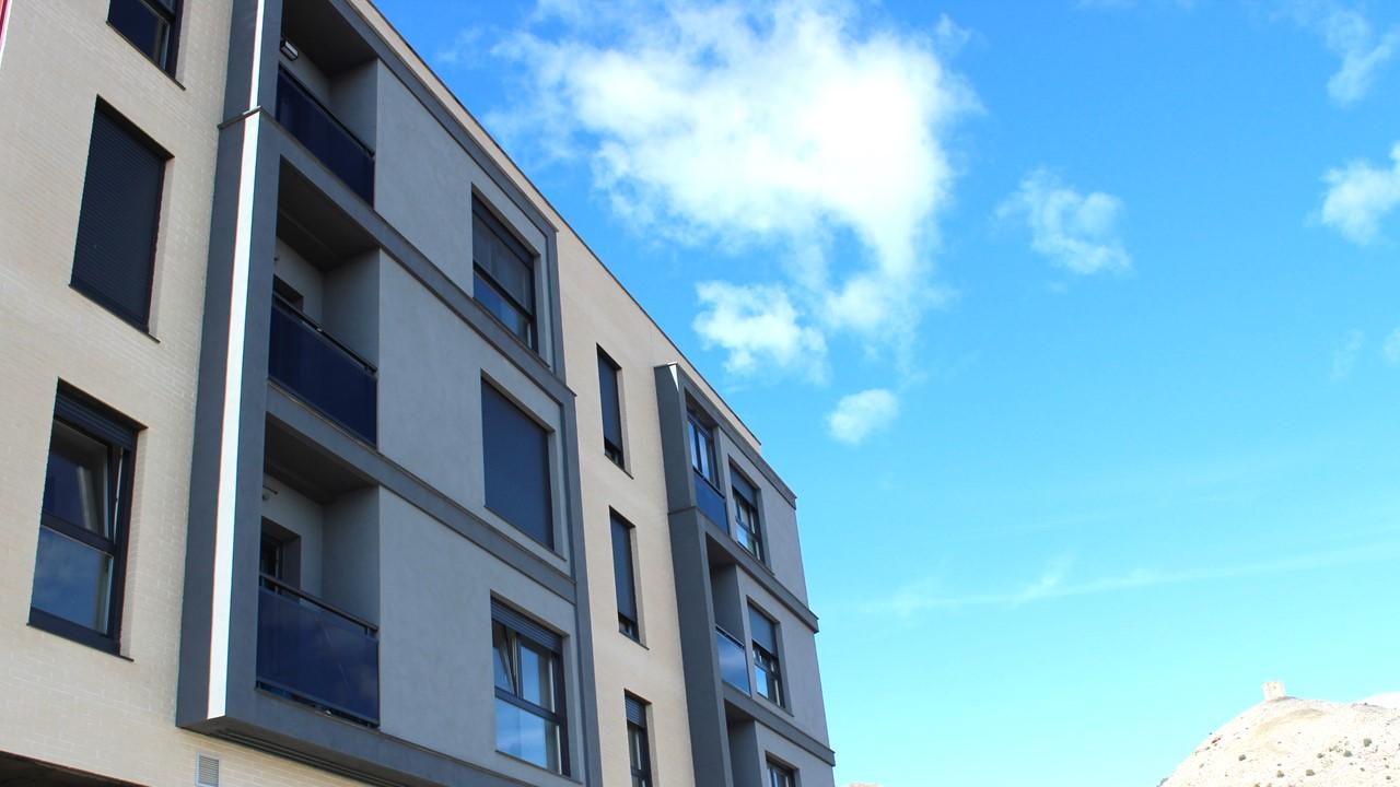 Edificio Les Moreres   Cocentaina