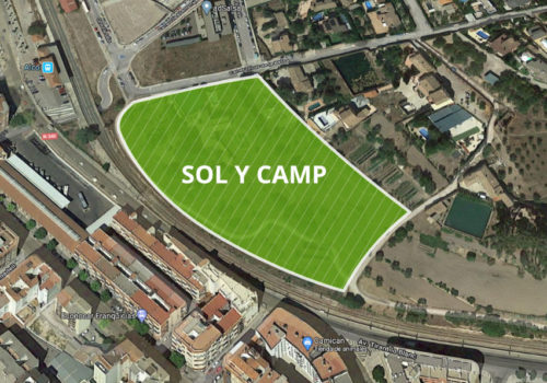 Sol Y Camp | Zona Norte | Alcoy