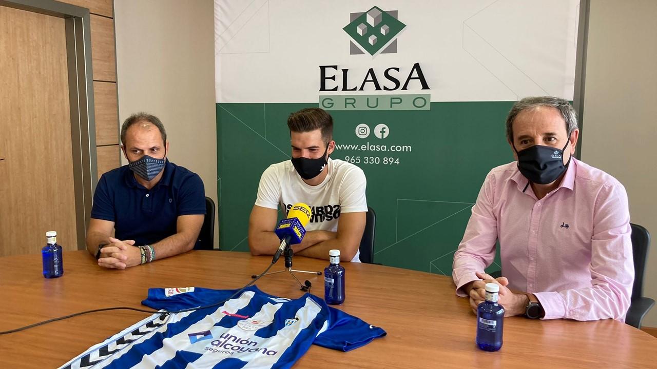 Presentamos Al Nuevo Central Del Club Deportivo Alcoyano